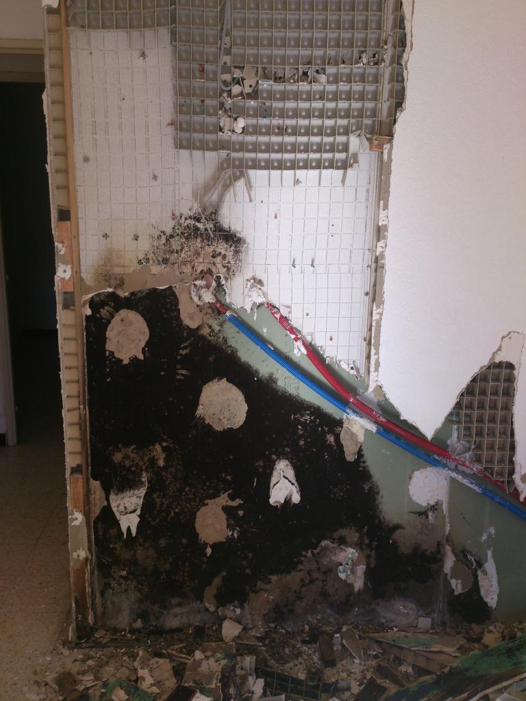recherche de fuite villa bouches du rhone dans SBD