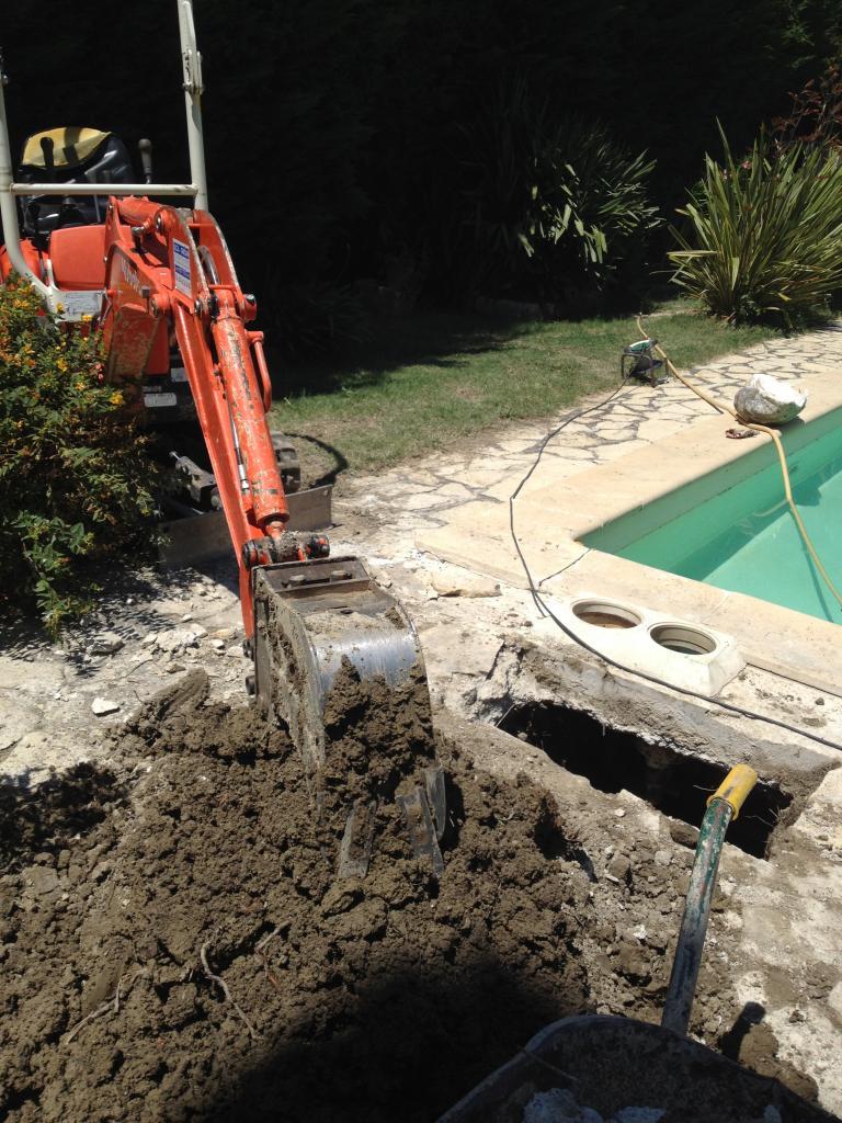 recherche et detection de fuite piscine bouches du rhone