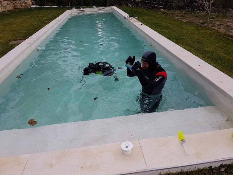 fuite piscine herault