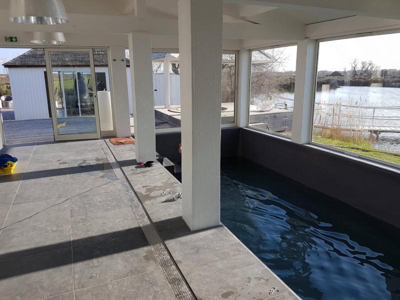 fuite piscine camargues